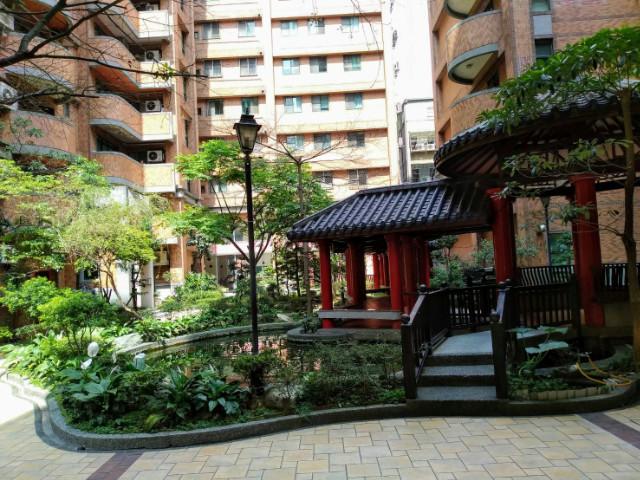 頤和園稀有庭院4房雙主臥,桃園市桃園區天祥五街