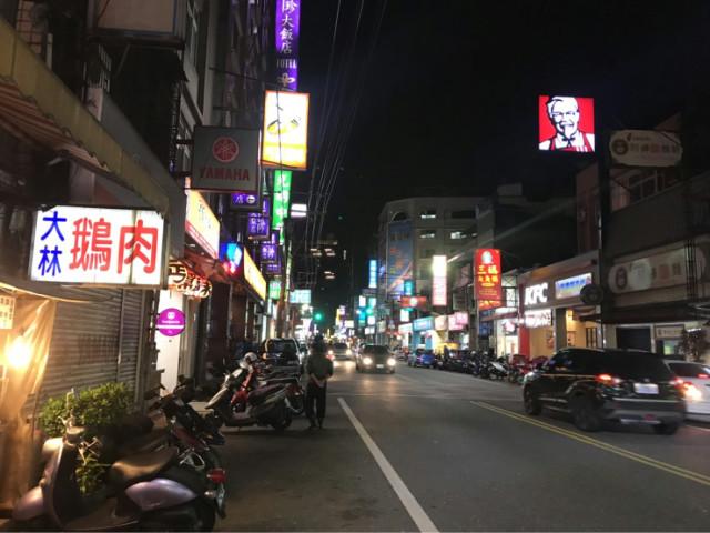 桃鶯路精華區透店,桃園市桃園區桃鶯路