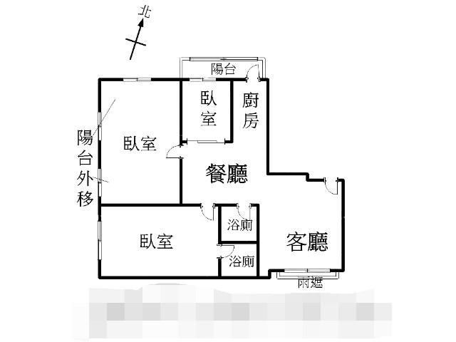 竹城賞4改三房車6F,桃園市桃園區中埔六街